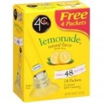 Picture of 4C Tottaly Light To Go Drink Mix - Lemonade