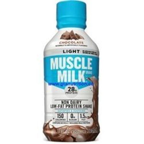Picture of Muscle Milk Light - Chocolate
