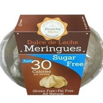 Picture of Krunchy Melts Meringues - Dulce De leche