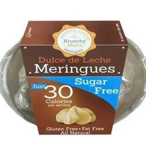 Picture of Krunchy Melts Meringues - Dulce De leche