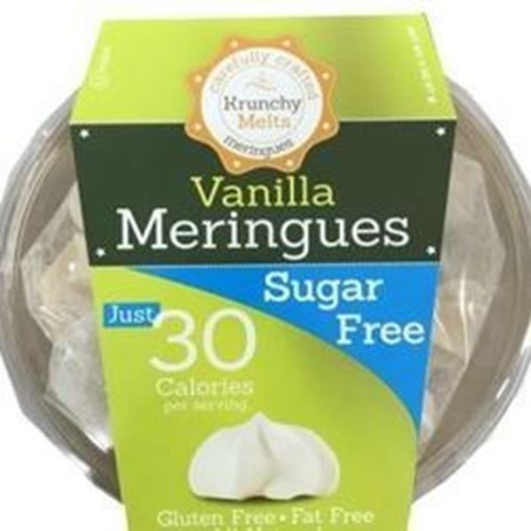Picture of Krunchy Melts Meringues - Vanilla