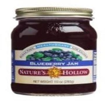 Picture of Nature's Hollow Jam - Blueberry