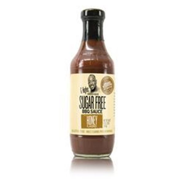 Picture of G Hughes BBQ Sauce - Honey
