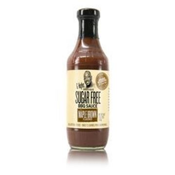 Picture of G Hughes BBQ Sauce - Maple Brown