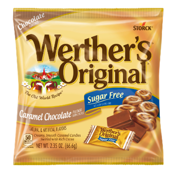 Picture of Werther Caramel Chocolate