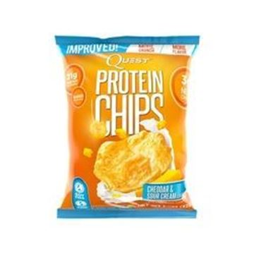 Picture of Quest Protein Chips - Cheddar & Sour Cream