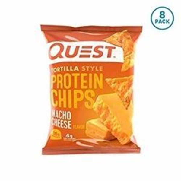 Picture of Quest protein chips - Nacho cheese