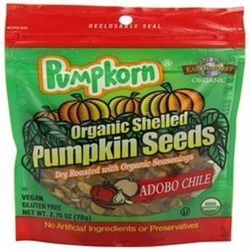Picture of Pumpkorn Pumpkin Seeds - Adobo Chilli Organic
