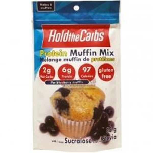 Picture of Hold The Carbs Protein  Muffin Mix 80g