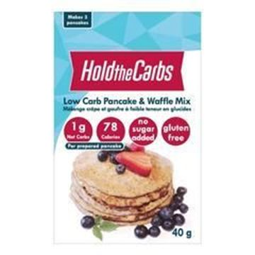 Picture of Hold the carbs - Low Carb Pancke & Waffle Mix 40g