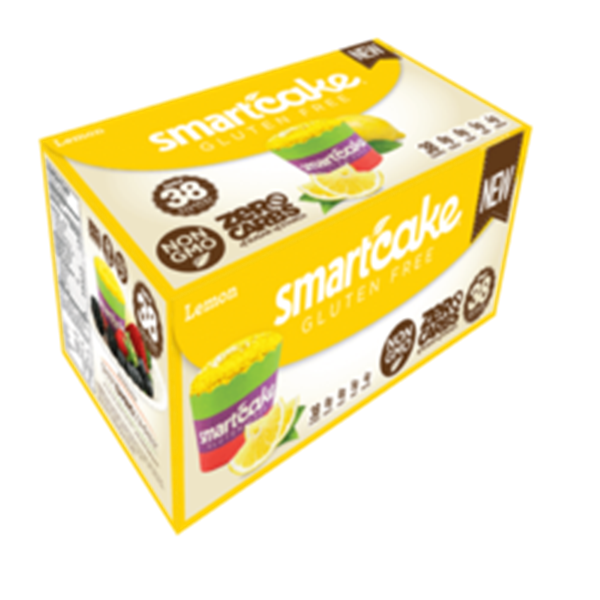 Picture of Smart cake - Lemon Box Of 8