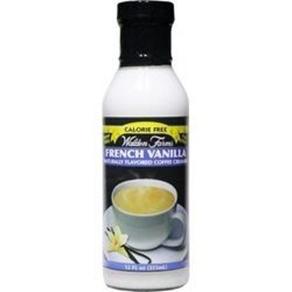 Picture of Waldenfarms Coffee Creamer - French vanilla