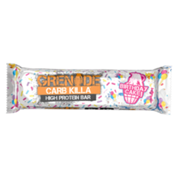Picture of Grenade carb killa Protein Bar - Birthday Cake