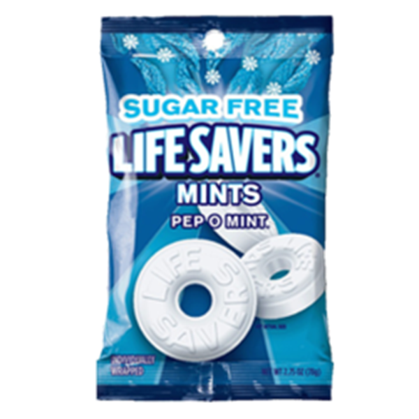 Picture of Lifesavers Mints  - Pep O Mint