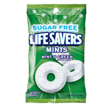 Picture of Lifesavers Mints - Wint O Green