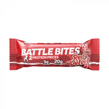 Picture of Battle Bites Protein Bar : Redvelvet