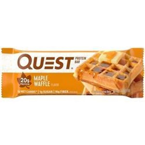 Picture of Quest Bar : Maple Waffle