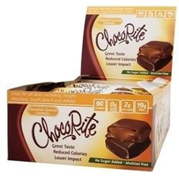Picture of Chocorite Bar (36g) - Chocolate Covered Caramel  Box Of (16)