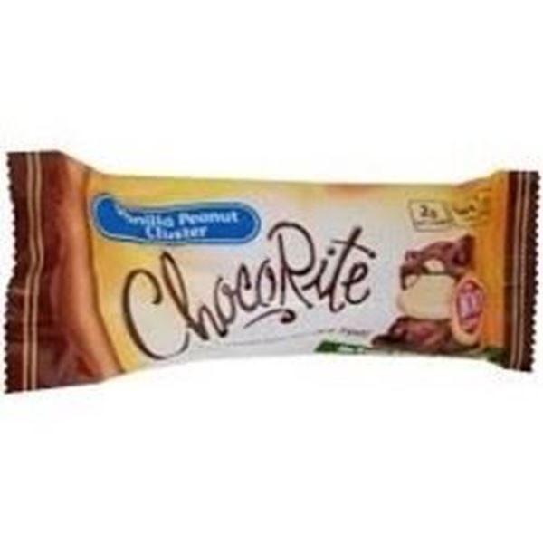 Picture of Chocorite Bar (32g) - Vanilla peanut cluster