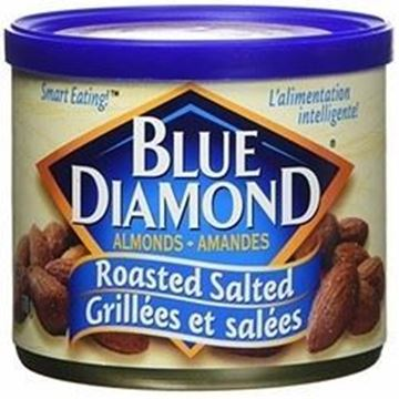 Picture of Blue Diamond Almonds - Roasted Salted 170g