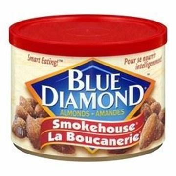 Picture of Blue Diamond Almonds -Smoke House170g
