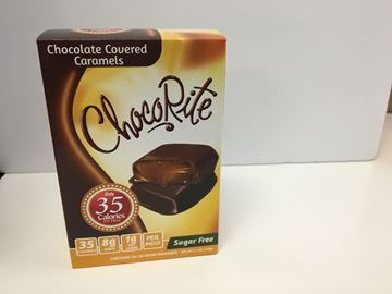 Picture of Healthsmart ChocoriteBar(Value pack)Chocolate Covered Caramels
