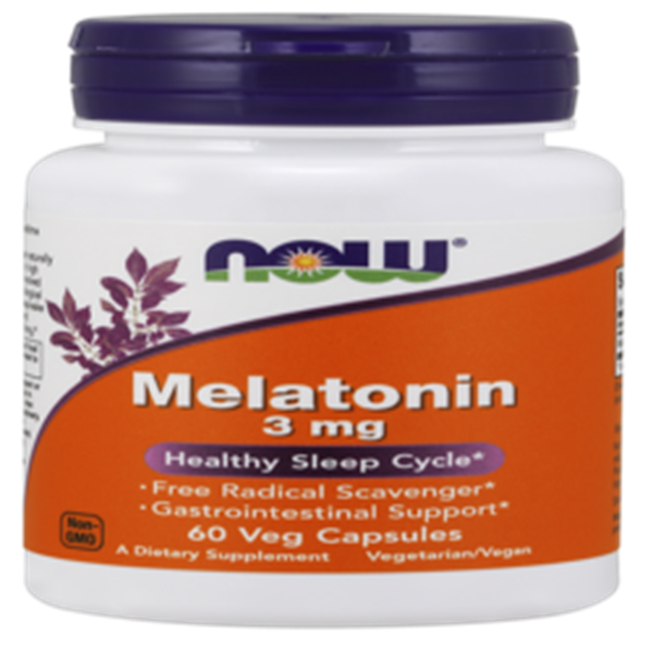 Picture of Now - Melatonin 3mg