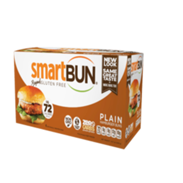 Picture of Smart Bun - Plain  Pack of 6