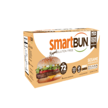 Picture of Smart Bun - Sesame  Pack Of 6