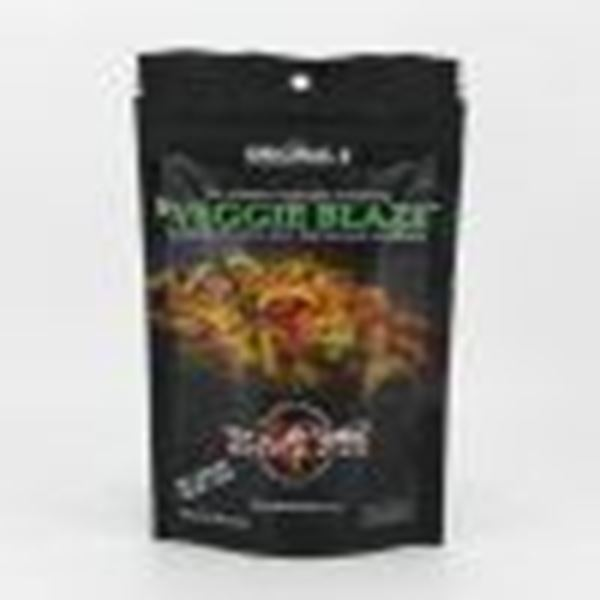 Picture of Fire in the Kitchen – Veggie Blaze