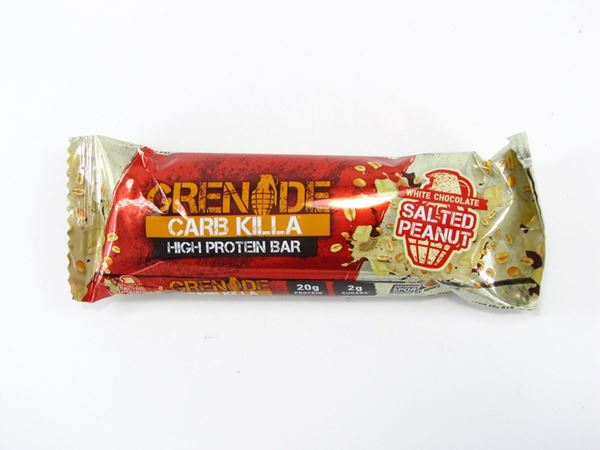 Picture of Grenade Carb Killa Protein Bar – Salted Peanut